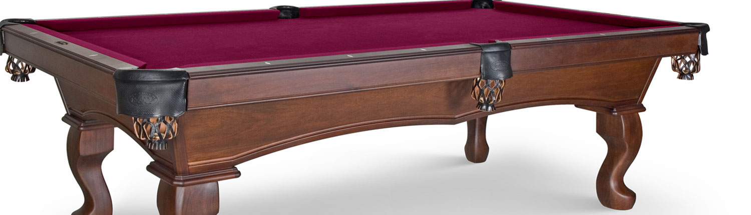 Olhausen Pool Tables Olhausen Gamerooms - Olhausen breckenridge pool table