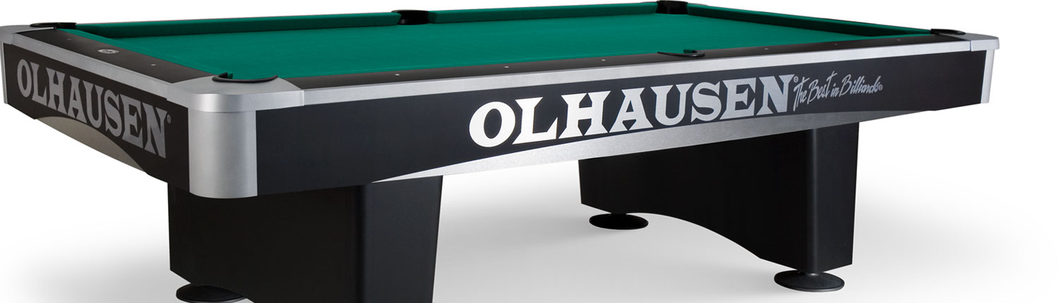Olhausen Pool Tables Olhausen Gamerooms
