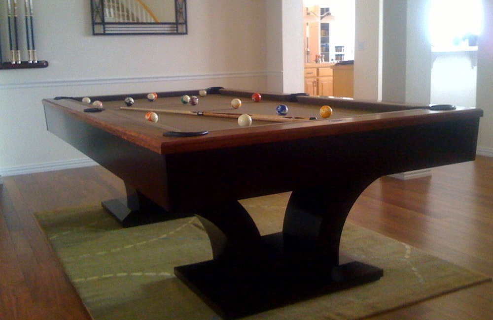 Olhausen Bellagio Pool Table Olhausen Gamerooms - Bellagio pool table