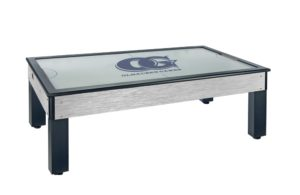 Olhausen Games Pro Burshed Aluminum Air Hockey Table