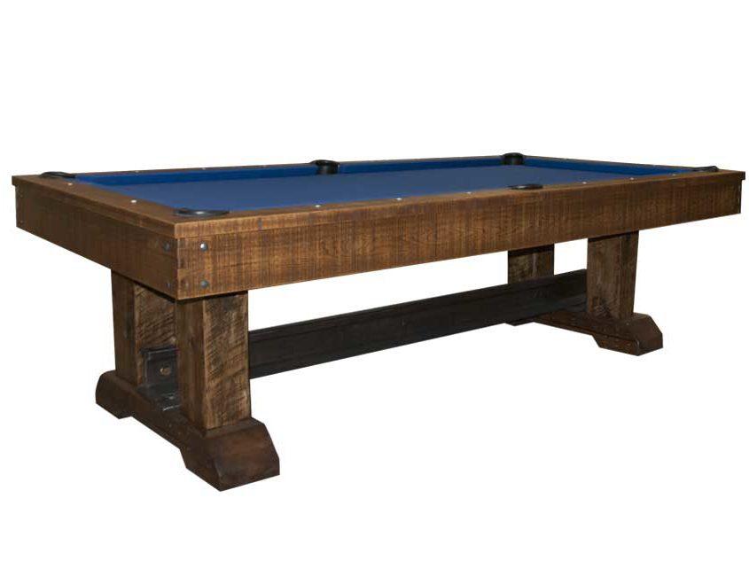 Olhausen Rail Yard Pool Table