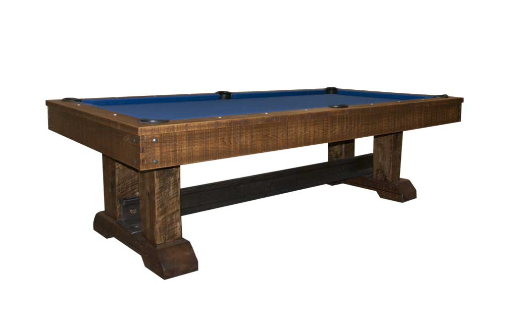 Olhausen Railyard Pool Table Olhausen Gamerooms - Slate core pool table