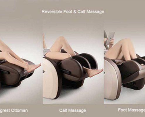 Core Nine 7700 Massage Chair Olhausen Gamerooms